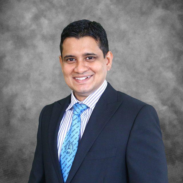 Dr. Sameera R Gunatilake